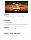 Christmas: Jingle Bell Science Experiment