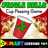 Christmas Music Game: Jingle Bell Cup Game Rhythm Activity