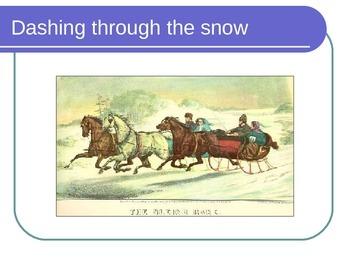 "Christmas ""Jingle Bells"" Powerpoint"