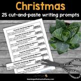 Christmas Writing Prompts   Christmas Writing Activities & Printables