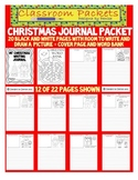 Christmas Journal Packet for Primary Grades