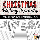 Christmas Journal Prompts