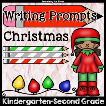 Christmas Journal Prompts No-Prep