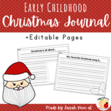 Christmas Journal - with editable pages