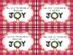 Christmas Joy Candy Tag