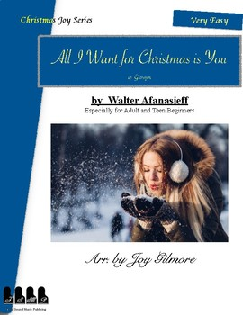 Christmas Joy Series: All I Want for Christmas is You, Notes numbered and named