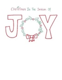 Christmas Joy and Decorate a Christmas Tree Printables