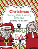 Christmas - A Literacy, Math, and Writing MEGA Unit