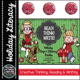 Christmas Kids Read! Think! Write!--December Riddles