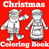 Christmas Coloring Pages | Book