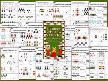 Christmas Kindergarten Bundle