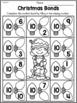 Christmas Kindergarten Maths & Literacy Worksheets Bundle