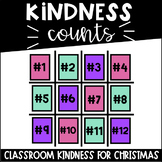 Christmas Activity: Classroom Kindness