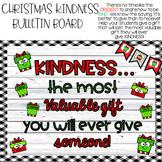 Christmas Kindness Bulletin Board