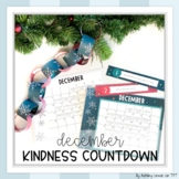 Christmas Kindness Countdown (EDITABLE)