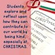 Christmas Kindness Flipbook - Grades 3 - 6 (End of Year)