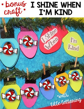 Christmas Kindness Activities Amp Writing Crafts For Secret