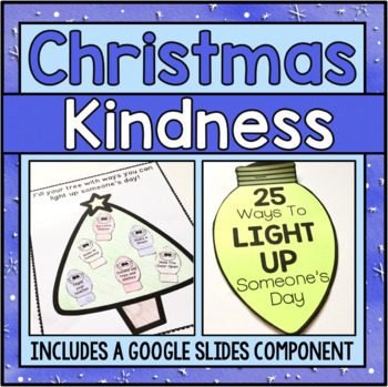 Christmas Kindness Activity: Light Up Someone's Day