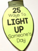 Christmas Kindness: Light Up Someone's Day