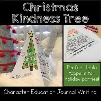 Christmas Kindness Tree