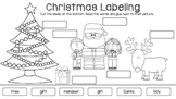 Christmas Labeling