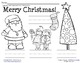 Christmas Labeling Activity