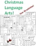 Christmas Language Arts Centers Language Arts Christmas Activities Christmas