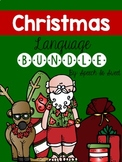Christmas Language Bundle