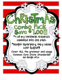 Christmas Language Combo Pack: Save $7.00 on 7 Resources i