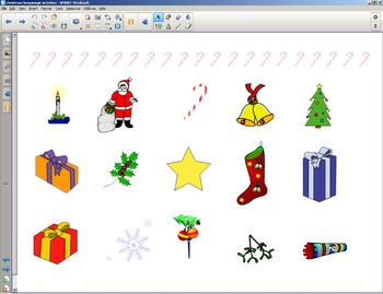 Christmas Language Fun!