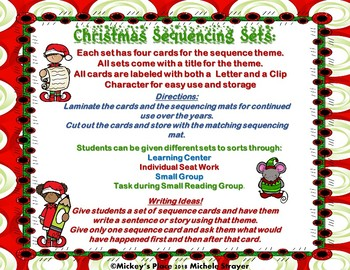 Christmas Language Sequencing
