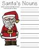 Christmas Language Sheets