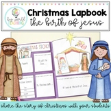 Christmas Lapbook - The Birth of Jesus Booklet