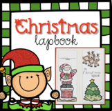 Christmas Lapbook { with 10 foldables! } | Christmas Activities