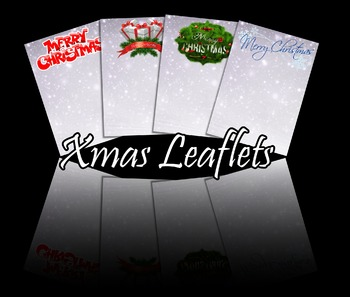 Christmas Leaflets DOC