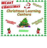 Christmas Learning Centers