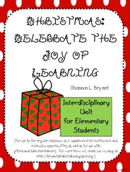 Christmas Enrichment Unit