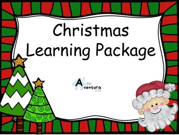 Christmas Learning Package