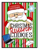 """Christmas Lesson: """"Christmas Research Cookies"""""""