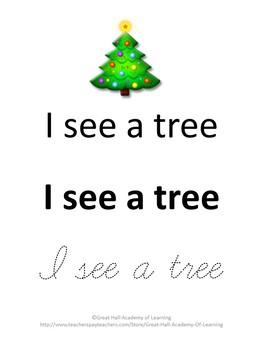 Christmas Lesson Plans