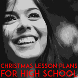Public Speaking Common Core | Christmas Activities & Lesson Plans