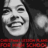 Public Speaking Common Core | Christmas Activities & Lesson Plans