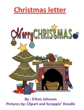 Christmas Letter - Encouraging Students to add detail