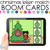 Christmas Letter Match Boom™ Cards - Distance Learning for