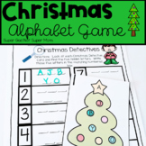 Preschool or Kindergarten Christmas ELA Center