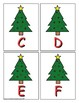Christmas Letter Recognition Center or Whole Group Activity
