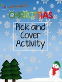 Christmas Letter Review Activity