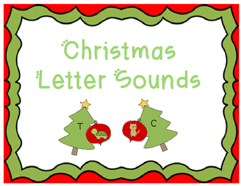 Christmas Letter Sounds