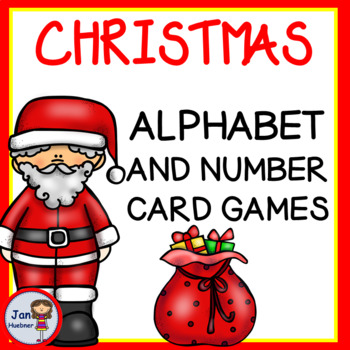 Christmas Letter Sounds A-Z with Matching Lower Case  To Upper Case