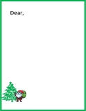 Christmas Letter Template in Word